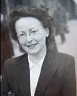 Брунхильда Помсель, примерно 1943 год, в костюме, подаренном ей Магдой Геббельс. Фотография: Blackbox Film & Medienproduktion GmbH.