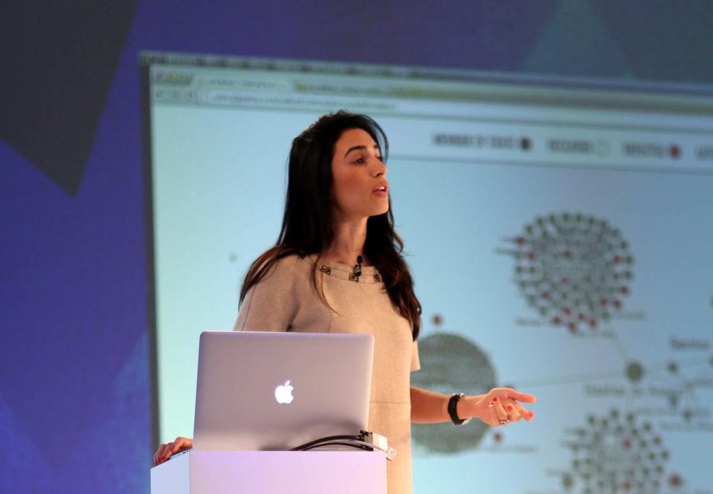Ясмин Грин, глава исследований и разработок Jigsaw